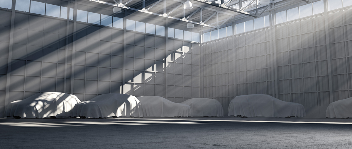 Shared Temperature Controlled Car Storage